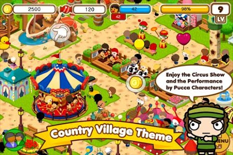 Pucca Theme Park - screenshot thumbnail