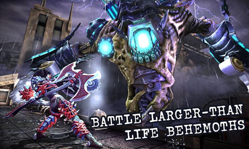 DEATH DOME v2.0 Android Apk Game