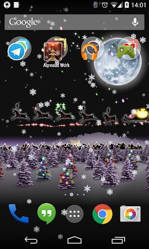 圣诞动态壁纸 HD