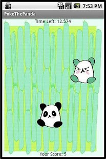 Poke the Panda - screenshot thumbnail