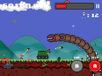 Super Mega Worm Screenshot 11