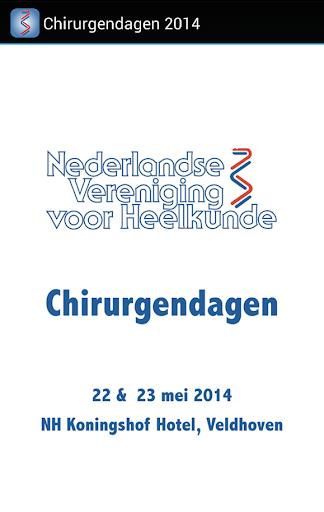 Chirurgendagen 2014