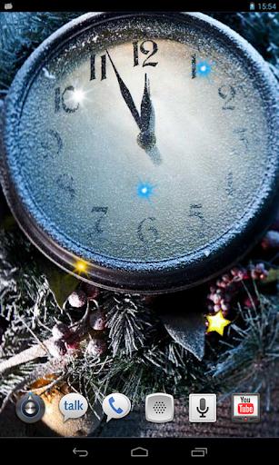 Magic Clock live wallpaper