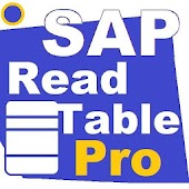 SAP Read Table Pro