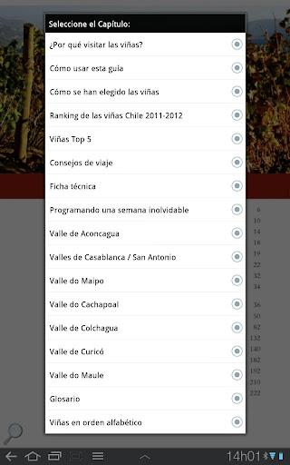 Guía de Viñas Chile