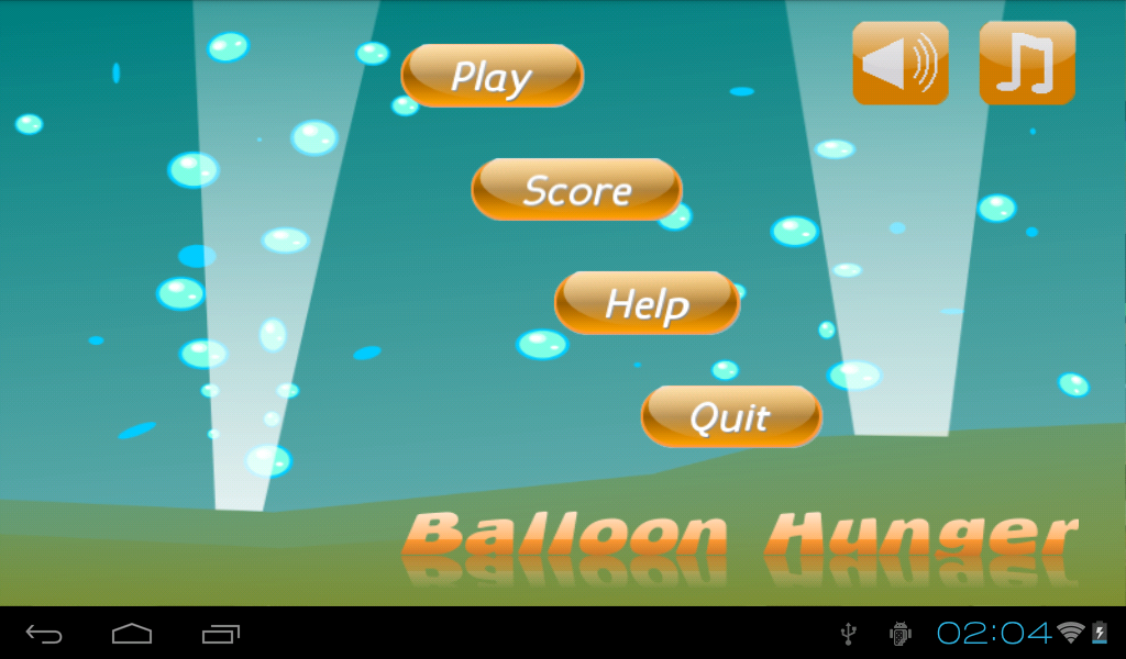 Balloon Hunger - screenshot