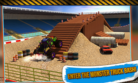 4x4 Monster Truck Stunts 3D 1.8 screenshot 641604