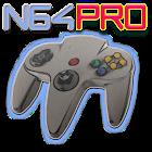 N64 Pro (N64 Emulator) icon