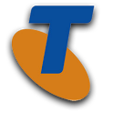 Telstra Mobile Data Usage icon
