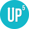 Rounded UP - icon pack icon