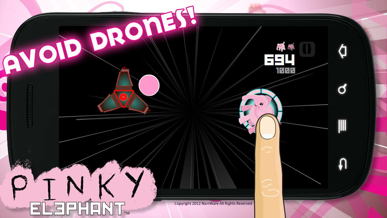 Pinky Elephant - screenshot