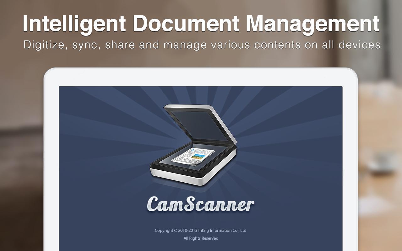 CamScanner -Phone PDF Creator - screenshot