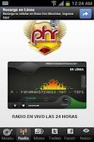 Screenshot of Panamahitradio.net