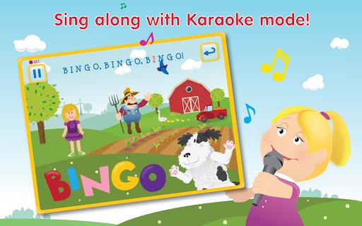 Baby songs: Bingo with Karaoke