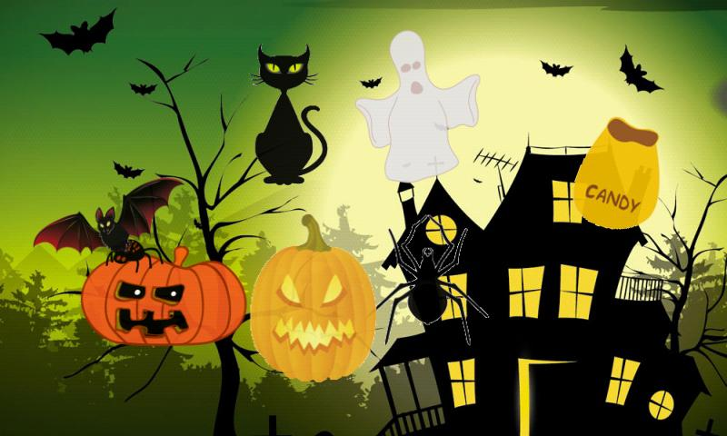 Halloween for Toddlers FREE - screenshot
