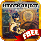 Hidden Object - Steam City