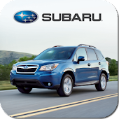 Subaru 2014 Forester Able