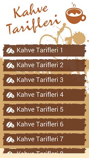 玩娛樂App|Kahve Tarifleri免費|APP試玩