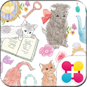 Cute Wallpaper Kitty Cats icon