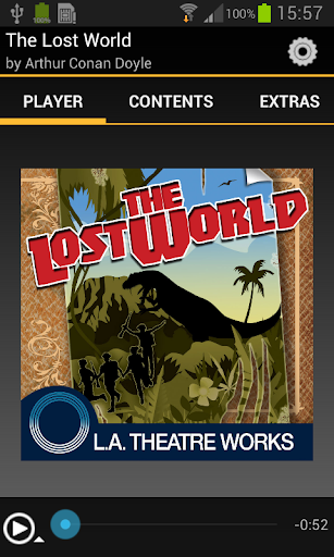 The Lost World A. C. Doyle