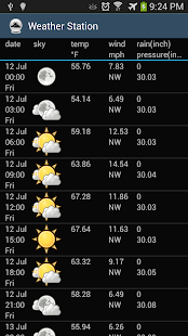 Weather Station - screenshot thumbnail