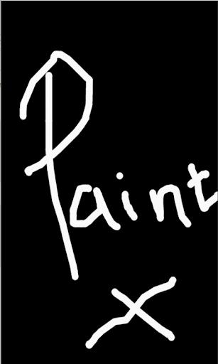 Paint X