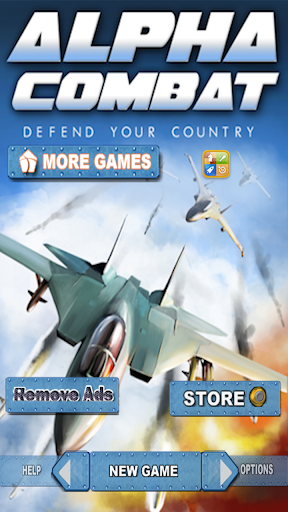 Alpha Combat: Air Shooter 1945