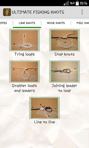 Ultimate Fishing Knots