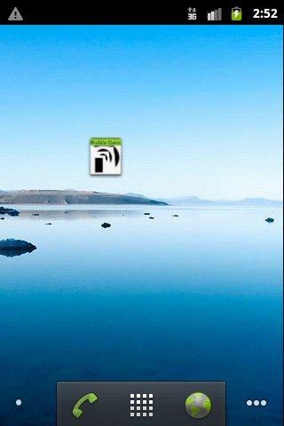 【免費通訊App】Mobile Data Widget-APP點子