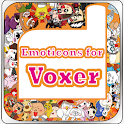 Emoticons for Voxer