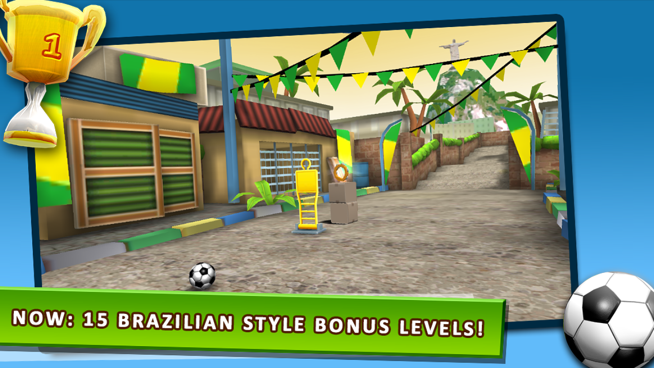 Kick The Ball- screenshot