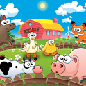 Farm for toddlers HD icon