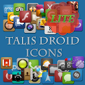 Talis Droid LITE ADW/Go/Apex logo