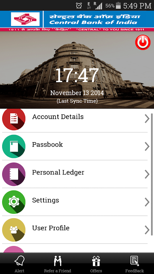 Cent M Passbook Android Apps On Google Play