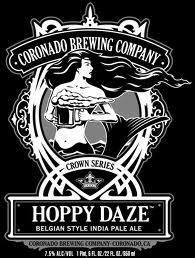 Logo of Coronado Hoppy Daze Belgian IPA