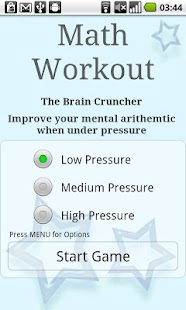 Brain Training - Math Workout - screenshot thumbnail