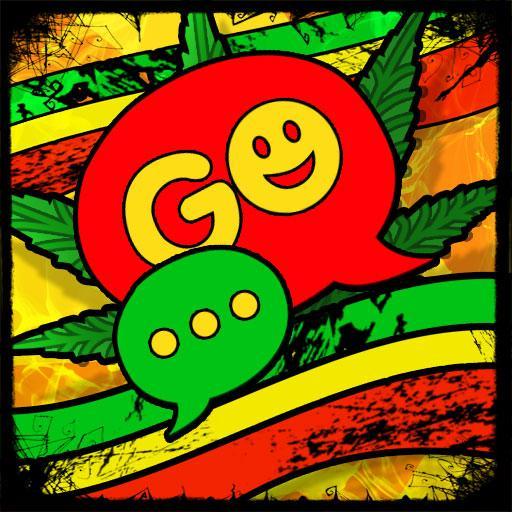 GO SMS Pro Theme marijuana Buy LOGO-APP點子