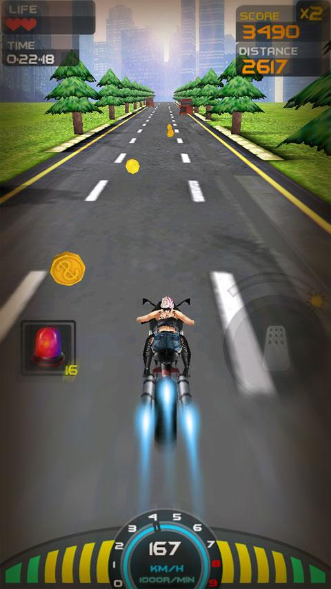 Death Racing:Moto - screenshot