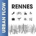 Rennes Flow logo