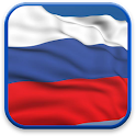 Russia Flag Live Wallpaper icon