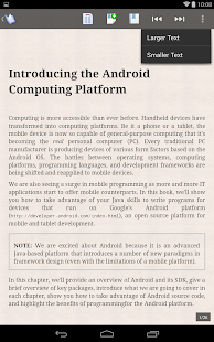 ePub Reader for Android- miniatura screenshot