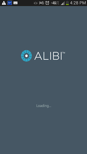ALIBI Witness HD: Tablet