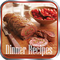 Dinner Recipes Free !! icon