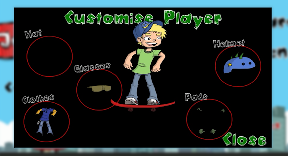 Jumpy Skater - Skateboard Boy - screenshot thumbnail