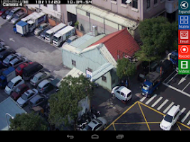 Screenshot of Camviewer IP Cam Suite