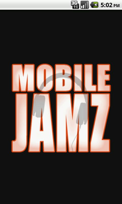 Mobile Jamz - screenshot
