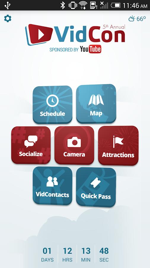 VidCon 2014 - screenshot