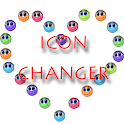 icon pack 10 for iconchanger logo