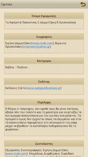 免費書籍App|Τα Αφόρετα…, Ε.Δερμ. & Β.Χρυσ.|阿達玩APP