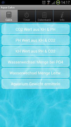 Aqua Calcs